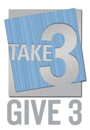 take Three Logo